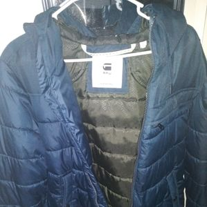 G Star Raw quilted Namic winter coat